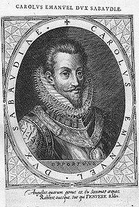 Charles-Emmanuel Ier, le Grand